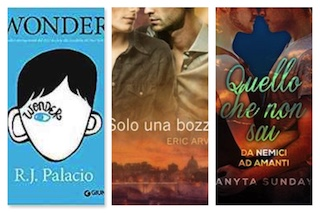 Recensioni in pillole: R. J. Palacio, Eric Arvin, Anyta Sunday