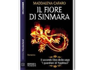 NEWS: Il fiore di Sinmara, di Maddalena Cafaro