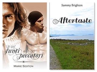 Recensioni in Pillole: Marie Sexton e Sammy Brighton