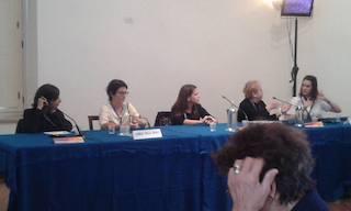 Emiliana De Vico al Women's Fiction Festival: digitale meno male