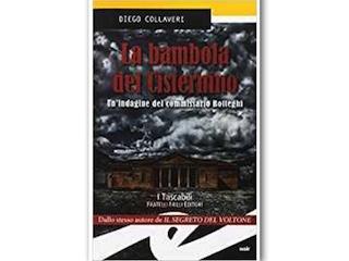 Recensione di Dario Brunetti: La bambola del Cisternino, di Diego Collaveri