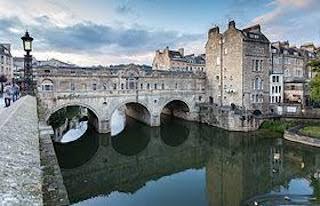 Diario di Viaggio: a Bath (oh, Jane Austen!) con Rebecca Quasi