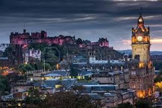 Diario di Viaggio: a Edimburgo (oh, J. K. Rowling!) con Rebecca Quasi