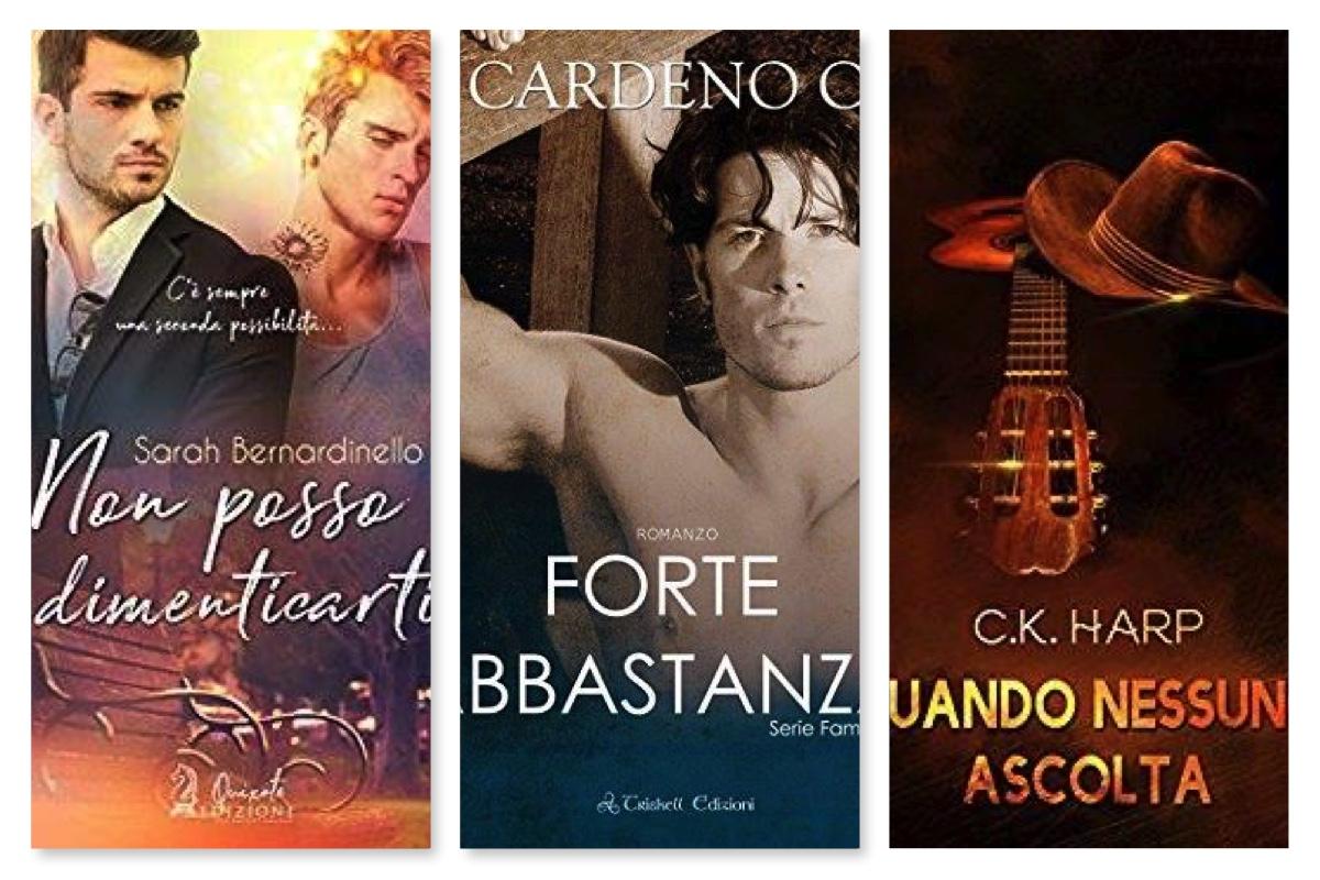 L'Artiglio Arcobaleno: Bernardinello, Cardeno, Harp
