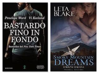 Recensioni in pillole: Keeland-Ward, Blake