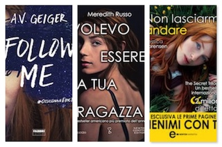 Recensioni in Pillole: A. V. Geiger, Meredith Russo, Jessica Sorensen