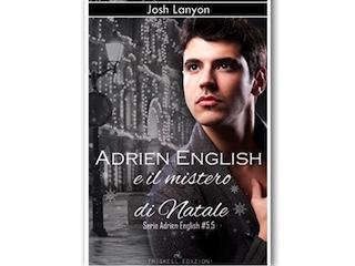 Anteprima: Adrien English e il mistero di Natale, di Josh Lanyon