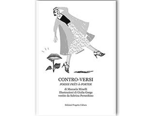 Contro Versi Poesie prêt-a-porter, di Manuela Minelli