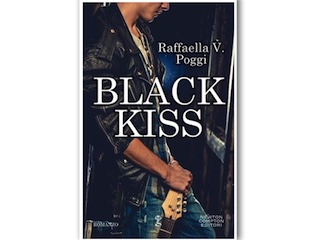 News: Black Kiss, di Raffaella V. Poggi