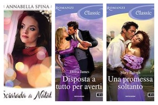 L'Artiglio Rosa: Annabella Spina (Roberta Ciuffi), Eloisa James, Mary Balogh