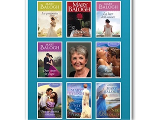 La serie Survivors' Club, di Mary Balogh