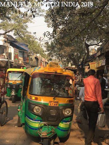 Delhi scena di incontri