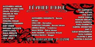 Eventi: Février Rouge, di Sarah Bernardinello