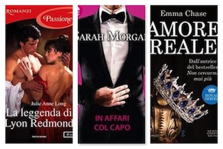 L'Artiglio Rosa: Long, Morgan, Chase