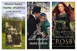 L'Artiglio Rosa: Sanna, Gaston, Crosby