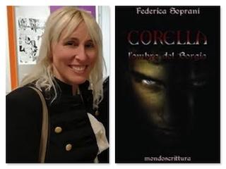 Dietro le quinte: Federica Soprani e Corella, l'ombra del Borgia