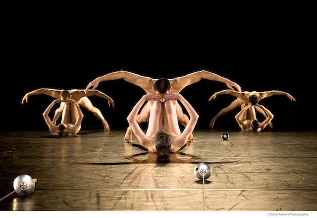 Eventi: Ritorna alTeatro dell'Opera la grande danza contemporanea, di Manuela Minelli