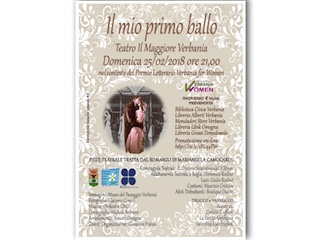 Eventi: Il mio primo ballo, la pièce teatrale, di Mariangela Camocardi