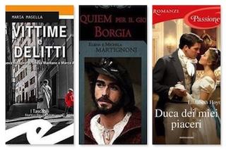L'Artiglio Rosa: Maria Masella, M. & E. Martignoni, Elizabeth Hoyt