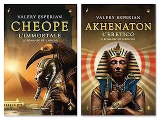 """News: la serie """"Il Romanzo dei Faraoni"""""""