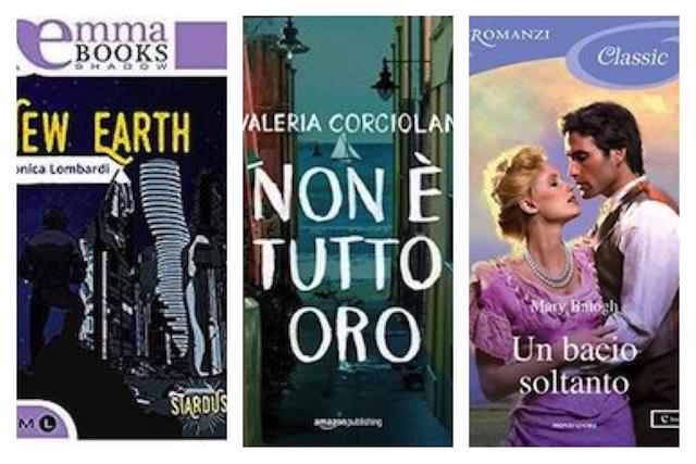 L'Artiglio Rosa: Monica Lombardi, Valeria Corciolani e Mary Balogh