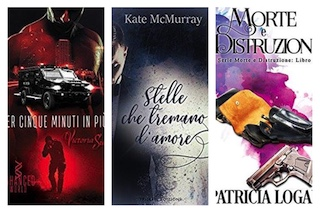 L'Artiglio Arcobaleno: Sue, McMurray, Logan