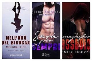 L'Artiglio Rosa: Melinda Leigh, Claire Kingsley, Emily Pigozzi