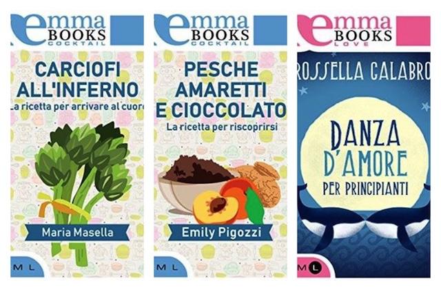 L'Artiglio Rosa: Maria Masella, Emily Pigozzi e Rossella Calabrò
