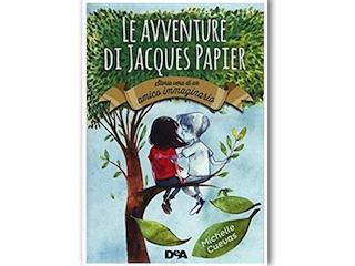 Recensione: Le avventure di Jacques Papier, di Michelle Cuevas