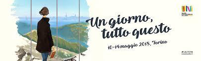 Eventi: avventura al Salone di Torino, di Macrina Mirti