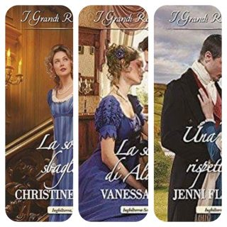 L'Artiglio Rosa: Christine Merrill, Vanessa Kelly, Jenni Fletcher