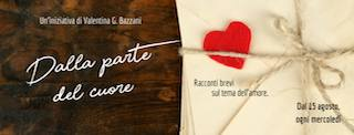 Valentina e l'amore: un racconto inedito ogni mercoledì