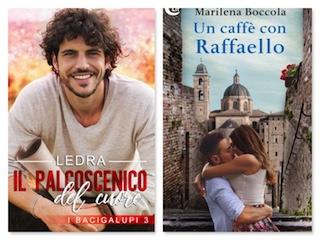 Segnalazioni: Tornano Ledra e Marilena Boccola