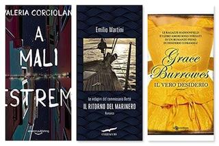 L'Artiglio Rosa: Valeria Corciolani, Emilio Martini, Grace Burrowes