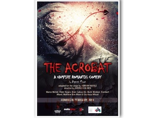 "Eventi: Unifaun Theatre: ""The Acrobat"", di Agnes Moon"