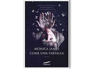 """Recensione: """"Come una farfalla"""", di Monica James"""