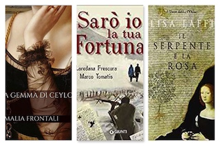 Recensioni in Pillole: Amalia Frontali, Loredana Frescura & Marco Tomatis, Lisa Laffi