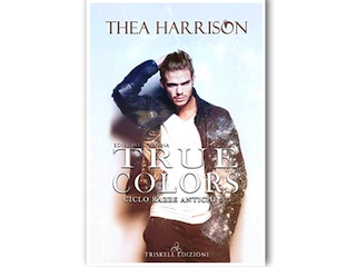Recensione: True Colors, di Thea Harrison