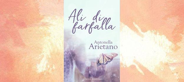 Recensione di Dalida Lorenzi: Ali di farfalla, di Antonella Arietano.