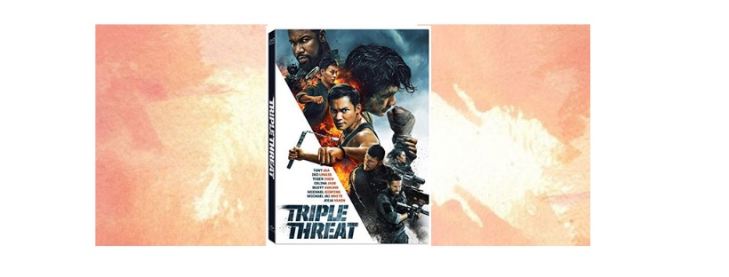 Recensione: Triple Threat, film di Jesse V. Johnson