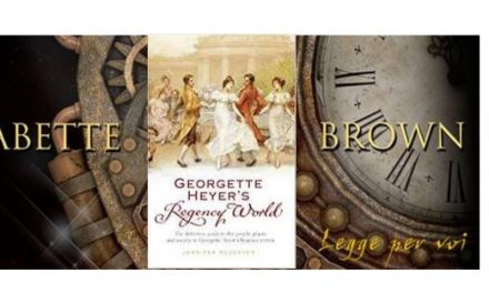 Recensione: Georgette Heyer's Regency World, di Jennifer Kloester