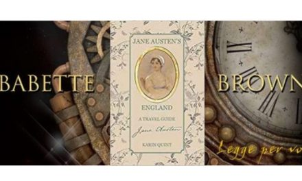 Recensione: Jane Austen's England – A Travel Guide, di Karin Quint