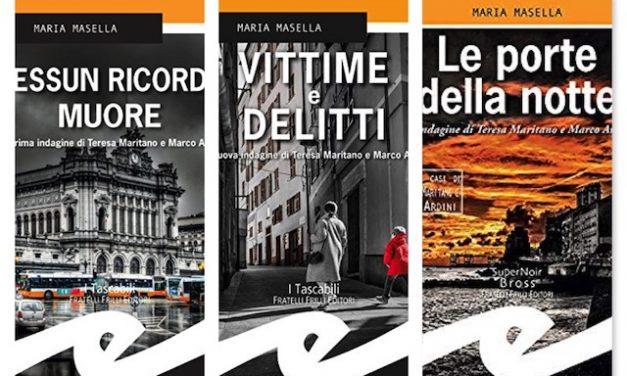 Maria Masella e la Trilogia Maritano-Ardini