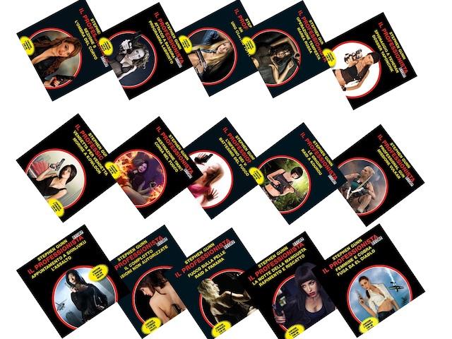 Segnalazioni: Stephen Gunn e la serie de Il Professionista