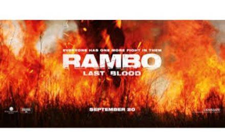 Recensione: Rambo, last blood (cinema)
