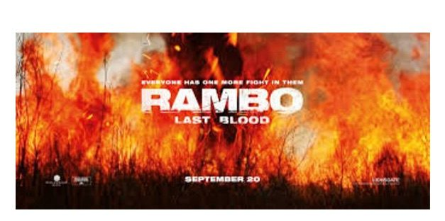 Recensione: Rambo, last blood (cinema)