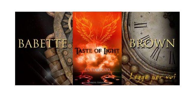 Recensione: Taste of Light, di F.N. Fiorescato
