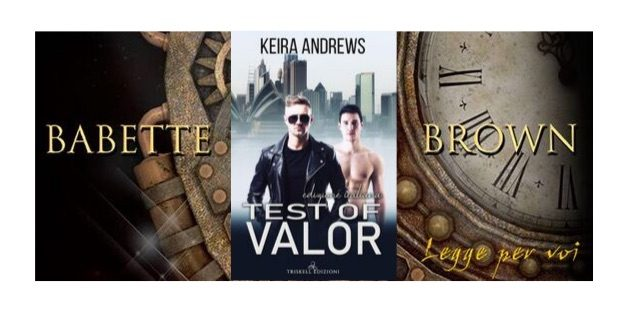 Recensione: Test of Valor, di Keira Andrews