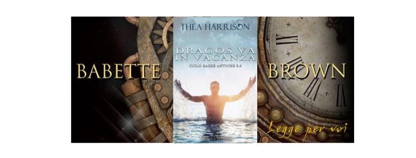 Recensione in anteprima: Dragos va in vacanza, di Thea Harrison