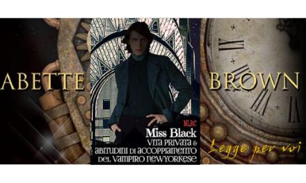 Recensione: Vita privata e abitudini di accoppiamento del vampiro newyorkese, di Miss Black
